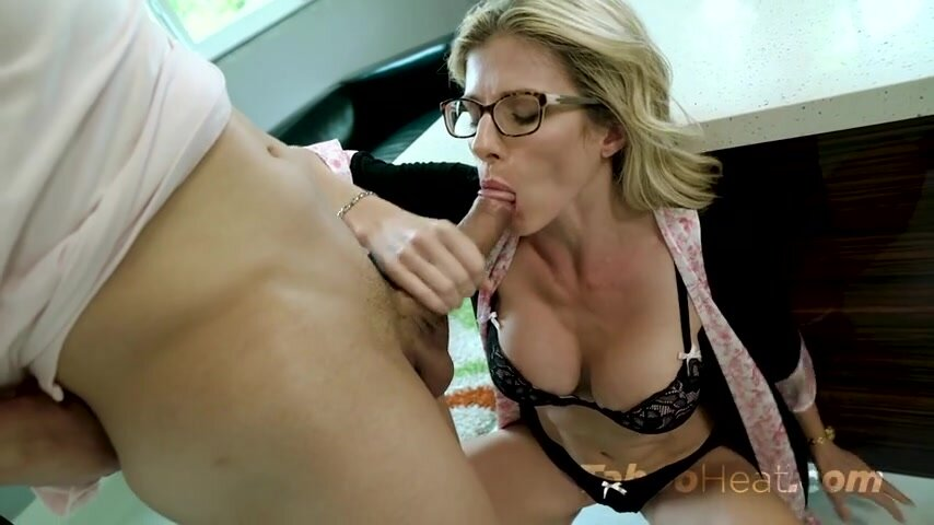 Cory Chase - Stepmom Craves Young Cock